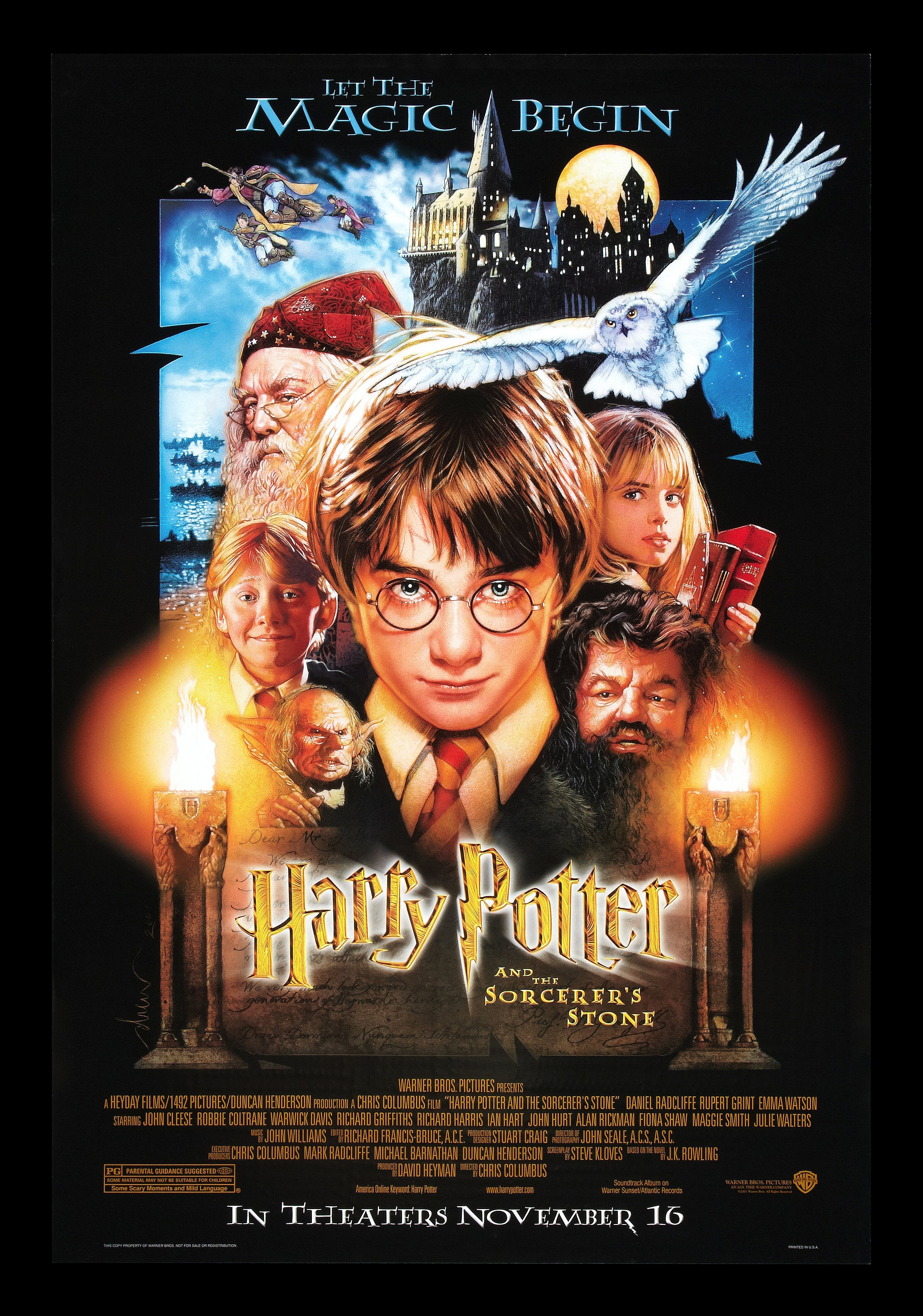 Harry Potter Book Movie Differences ~ The definitive list of differences harry potter the sorcerer s
